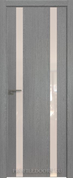 9ZN Грувд серый Lacobel Перламутровый лак ABS в цвет с 4-х сторон