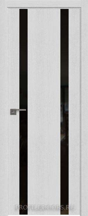 9ZN Монблан Lacobel Черный лак ABS в цвет с 4-х сторон