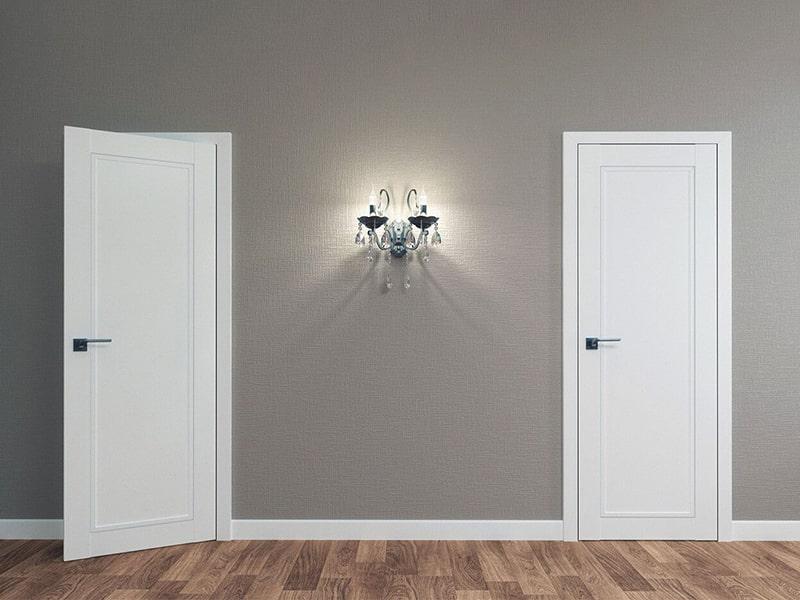 Дверь из полипропилена  - лучший выбор! Миф или реальность? Выясняем.