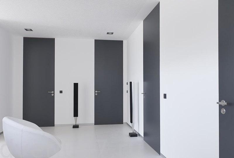 двери межкомнатные мода 2021 года