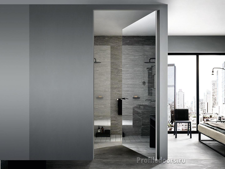 Invisible Reverse с зеркалом в ванную
