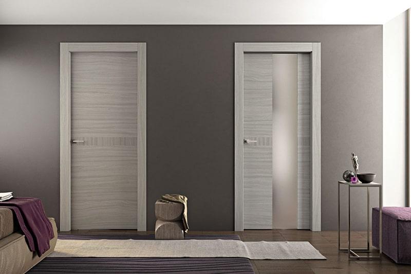 межкомнатные двери ProfilDoors НанШпона в интерьере
