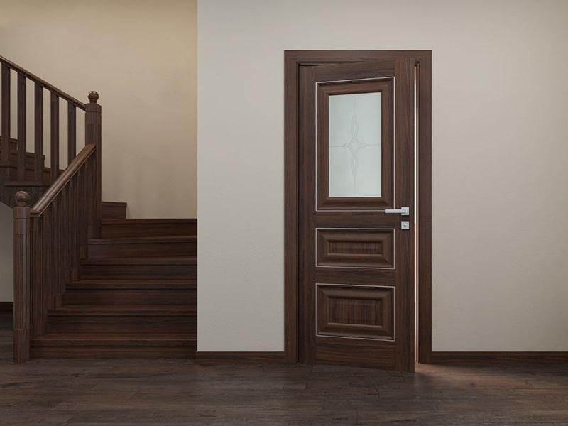 Материал дверных полотен