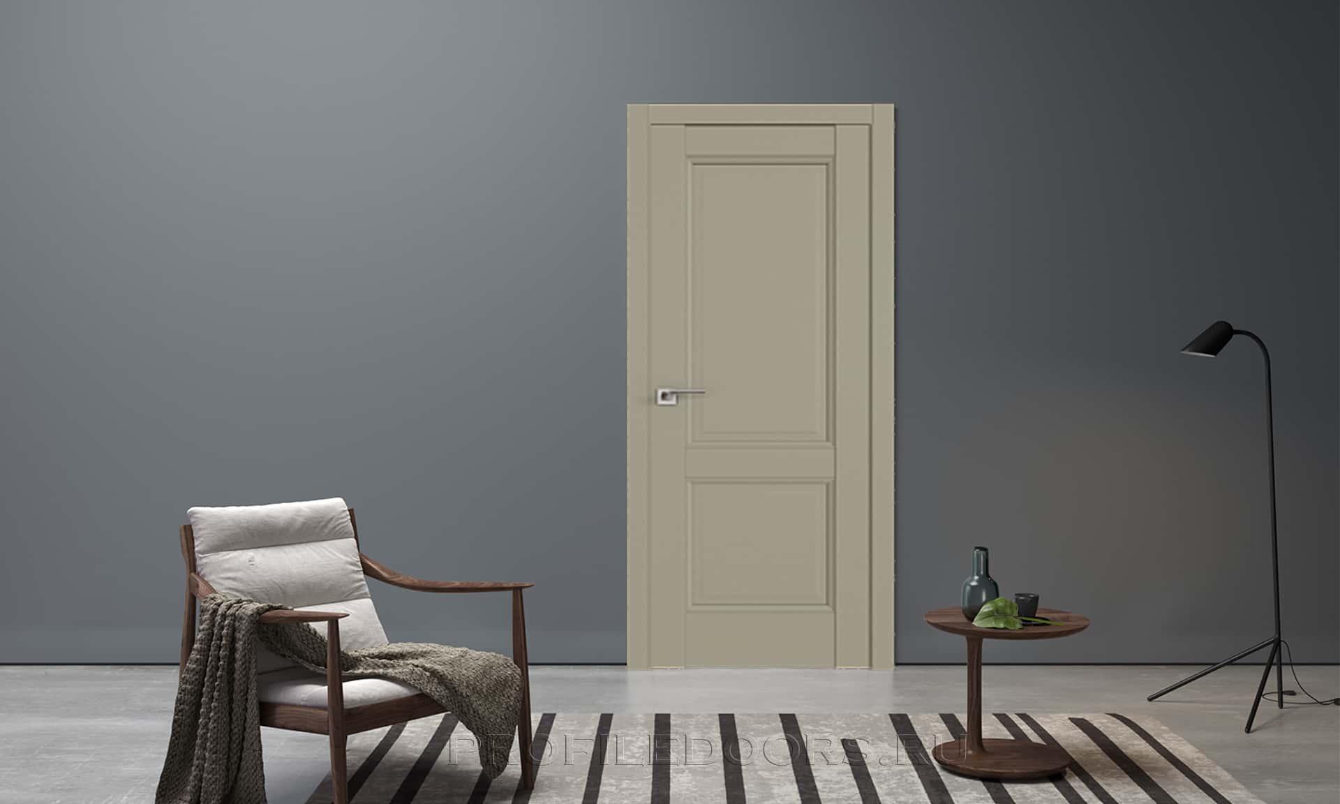 Дверь U Шеллгрей глухая