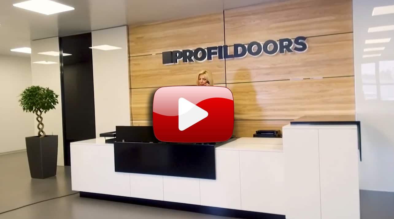 Обзор межкомнатных дверей фабрики Profildoors