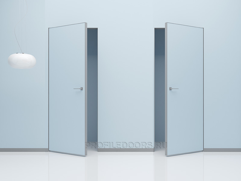 Двери инвизибл
