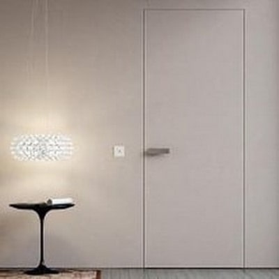 Скрытая дверь Invisible 0Z в готовом виде