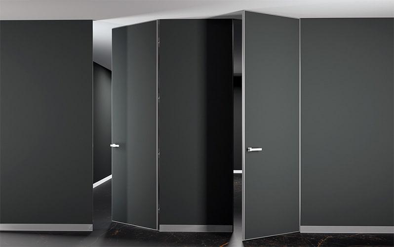 Системы открывания дверей INVISIBLE INFINITY