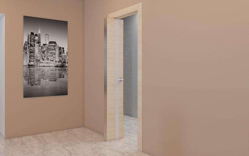 Системы открывания дверей КНИЖКА
